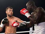 Afghan boxer Hamid Rahimi wins Kabul's first pro match