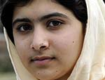 Taliban Survivor Malala in Nigeria, Pledges to Help Free Girls