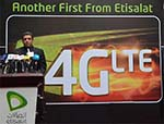 Etisalat Commences Trials on Country's First 4G LTE