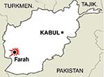 Farah Court Attack Toll Mounts to 53