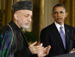 Obama Calls Karzai, Praises Successful Elections