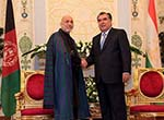 Kabul, Dushanbe Agree to Deeper Bilateral Ties