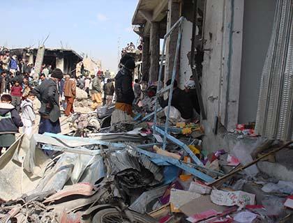 Terror Revisited Hazara Community in Quetta Baluchistan