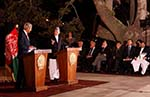 Kerry, Karzai say Major Issues Resolved But Immunity Outstanding