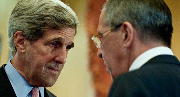U.S., Russia Share Common Views over Syria: Kerry