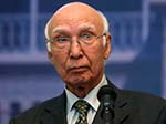 Enemies of Afghanistan are Enemies of Pakistan: Aziz