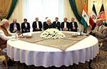 Iran, India, Afghanistan Ink Chabahar Agreement
