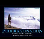 The Pros And Cons of Procrastination