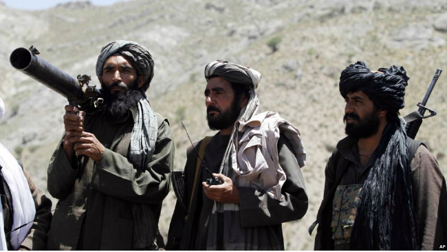 Putting Pressure on Taliban