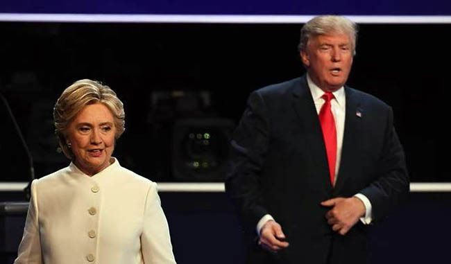 US Election Falls to New Low in Third Debate