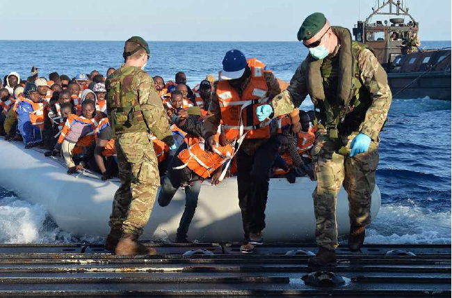 Over 60,000 Migrants Reach  Europe by Sea this Year: IOM
