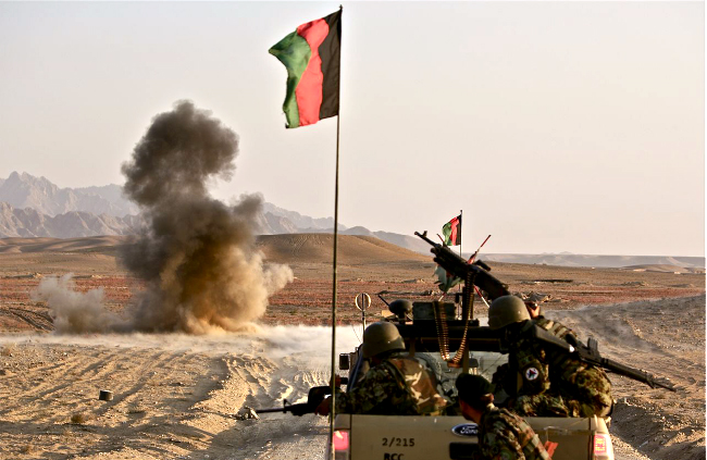 Observing Humanitarian Law in Afghanistan's Internal Conflicts