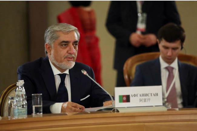 Abdullah Discusses Trade Ties  with Central Asian Leaders