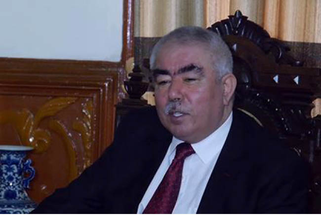 Dostum's Authorities are Clear, no Need for more Clarity