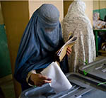 NATO Concerned  at Possible Delay in  Afghan Elections