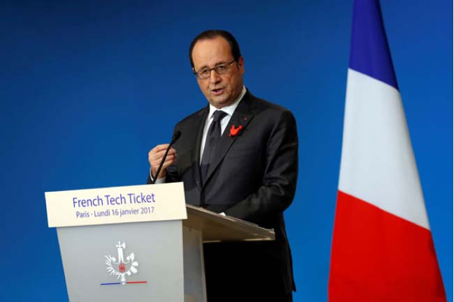 French President Says EU Needs No Outside Advice