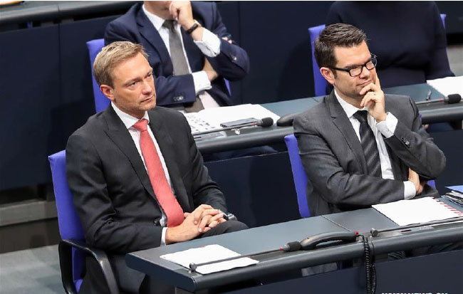 German Coalition Talks  Collapse after FDP Withdraws