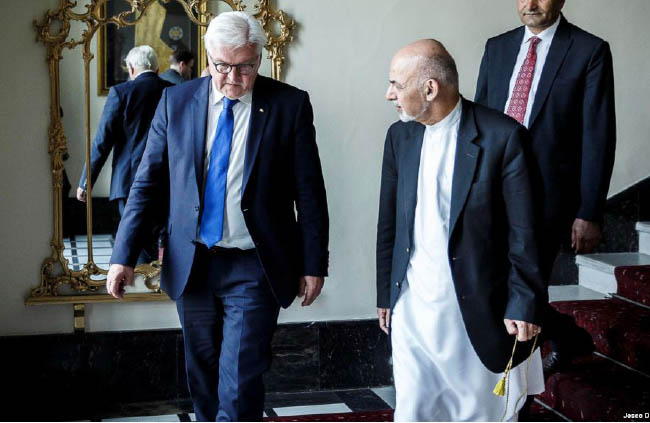 Time is Running Out for Taliban, Says Ghani