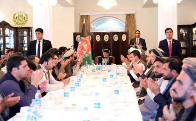 President Vows to Resolve  Baghlan's Power Problem