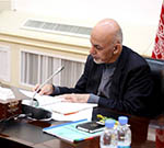 Economic Projects Safety Part of Security Plan: Ghani