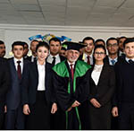 Ghani Awarded Title of Honorary Doctor of Bukhara State University