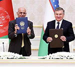 Kabul-Tashkent Transit  Pact to Boost Regional Trade