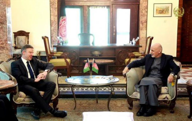 Germany Reiterates Support  to Intra-Afghan Dialogue