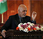 Ghani Pledges to Resolve Land-Grabbing Issue