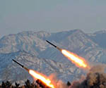 N. Korea Tests Short-Range Missiles as South Korea, U.S. Conduct Drills