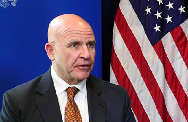 Taliban, Haqqani Have  Bases in Pakistan: McMaster