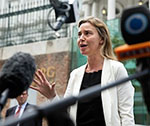 EU Continues to Fully Implement Iran Nuclear Deal: Mogherini