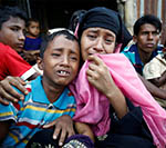 Indescribable Sufferings of the Rohingya