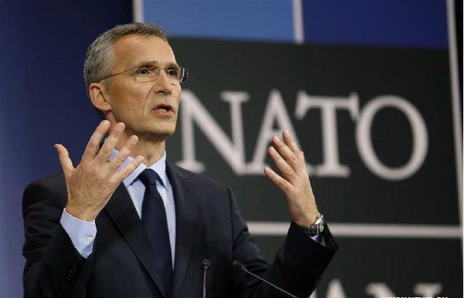 NATO Allies must Keep up Momentum on Defense Spending: NATO Chief