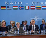 NATO FMs Agree to Step up  Cooperation with EU