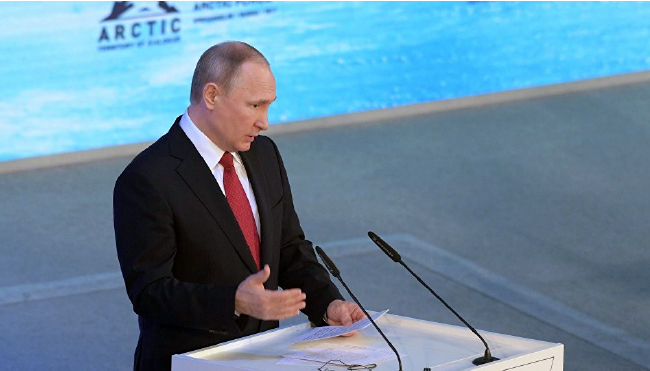 Russia Seeks Good  Partnership with US: Putin