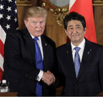 US will Arm Japan to  Knock Down Korea Missiles: Trump
