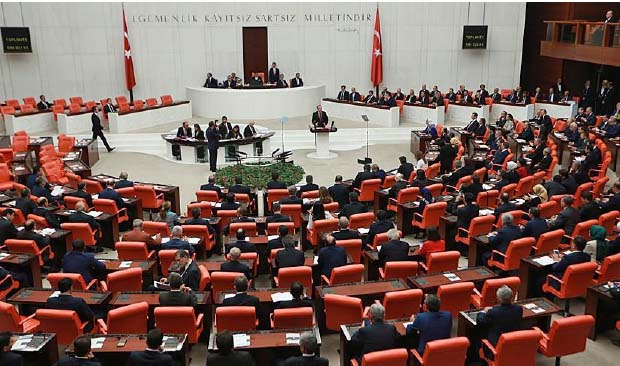 Turkish Parliament Approves  Constitutional Changes