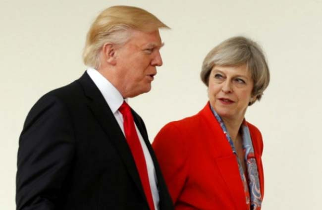 After Millions Sign Petitions, British Lawmakers Debate Trump's State Visit