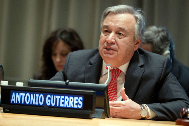 UN Calls for New Approach to Sustain Development, Peace