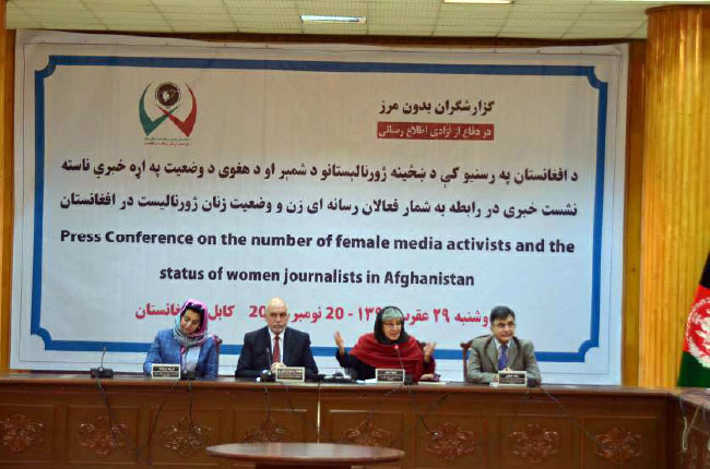 Female Journalists' Presence in Media on Decline: Survey