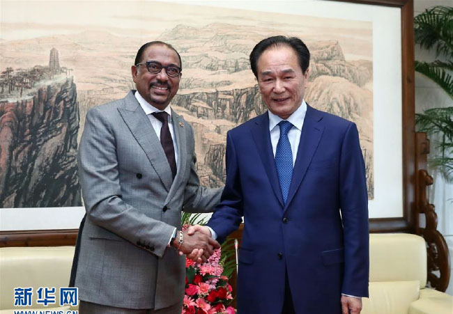 Belt and Road Initiative May Help Tackle AIDS: UNAIDS Chief