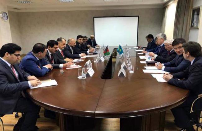 Kazakhstan Pledges Support for Afghan Air Force