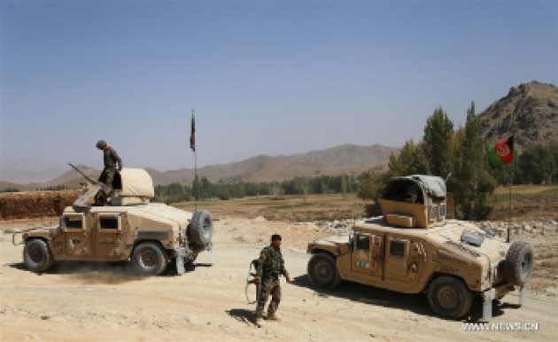 Clashes Ongoing as Taliban 'Advance' on Ghazni District