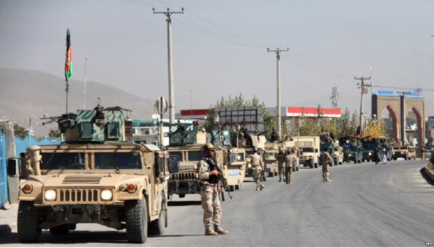 Offensive with Extra 1,000 Troops Launched in Ghazni