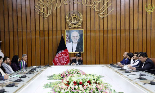 Strongmen won't be Allowed  to Influence Entry Tests: Ghani