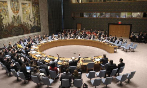 UNSC Asks Taliban to Enter  Peace Negotiations with Kabul