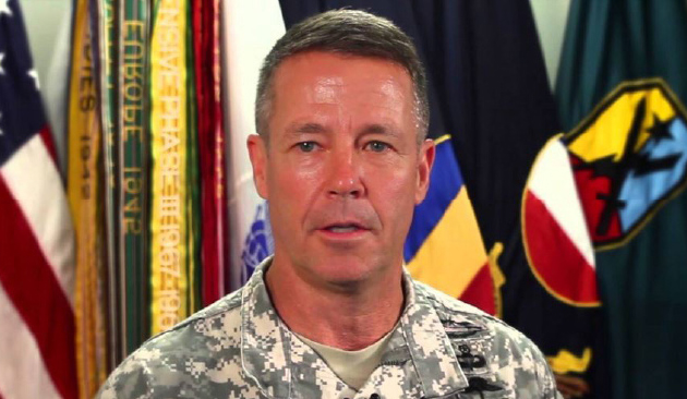 Elite US Special Ops  Commander Picked to Lead Afghan War
