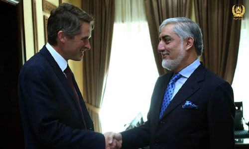 Abdullah Hails UK's Decision to Send More Troops to Afghanistan
