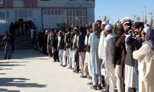 Afghans Vote for  2nd Day after Attacks, Technical Issues