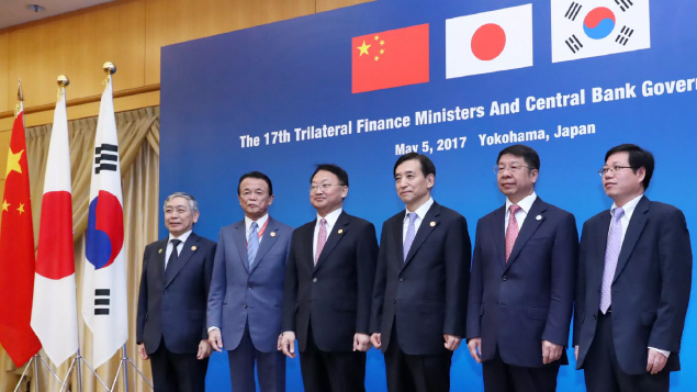 Top Finance Officials of ASEAN, China, Japan,  S. Korea Voice Opposition to Protectionism